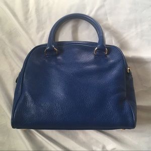 Michael Kors beautiful leather bag!!! Cobalt Blue